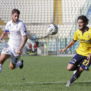 Manuel Scavone in Modena-Pro Vercelli (Foto Ivan Benedetto)