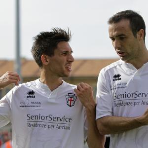 Niccolò Belloni e Ettore Marchi a colloquio (Foto Ivan Benedetto)