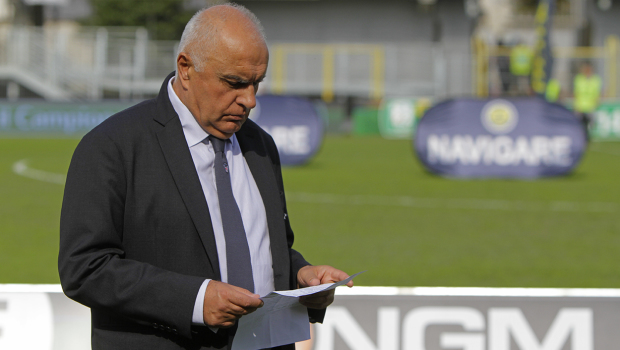 Il direttore sportivo Massimo Varini (Foto Ivan Benedetto)