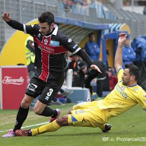 Umberto Germano in azione (Foto Ivan Benedetto)