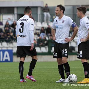 Germano, Scaglia e Musacci (Foto Ivan Benedetto)