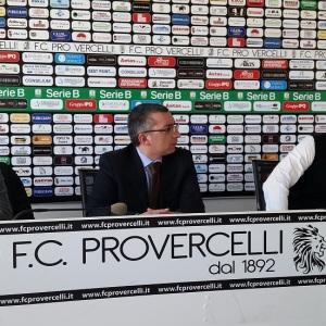 Da sinistra: Davide Poletto, Luca Negro e il dg Stefano Bordone (Foto MagicaPRO.it)