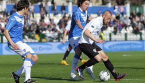 Davide Luppi contro il Brescia (Foto Ivan Benedetto)