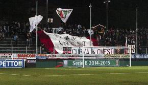 La Curva a Chiavari nella stagione 2014/15 (Foto Ivan Benedetto)