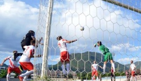 Il gol di Cosenza in SudTirol-Pro Vercelli (Google)