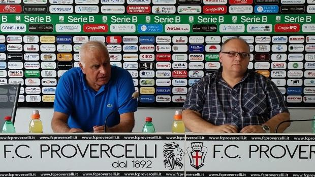 Massimo Varini e Jose Saggia (Foto Ivan Benedetto)