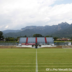 """Stadio """"Grande Torino"""" di Cantalupa (Foto Ivan Benedetto)"""