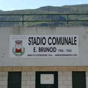 Stadio Brunod di Chatillon (Google)