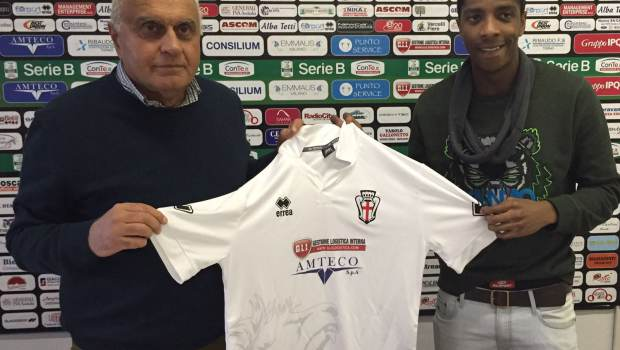 Dominique Malonga (Foto F.C. Pro Vercelli)