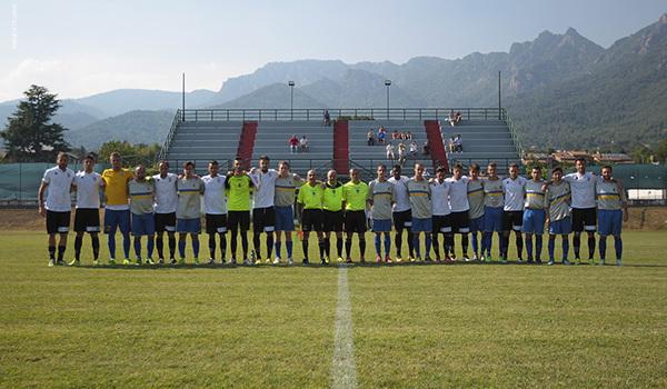 Pro Vercelli-Cumiana Calcio (Foto Ivan Benedetto)