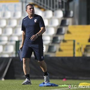 Sergio Zanetti (Foto Ivan Benedetto)