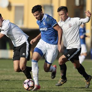 Pro Vercelli-Juventus Primavera (Foto Ivan Benedetto)