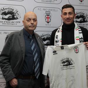 Mario Carrara e Giuseppe Vives (Foto Ivan Benedetto)