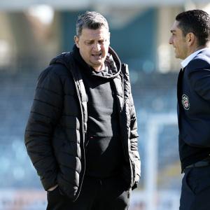 Andrea Camplone e Moreno Longo (Foto Ivan Benedetto)