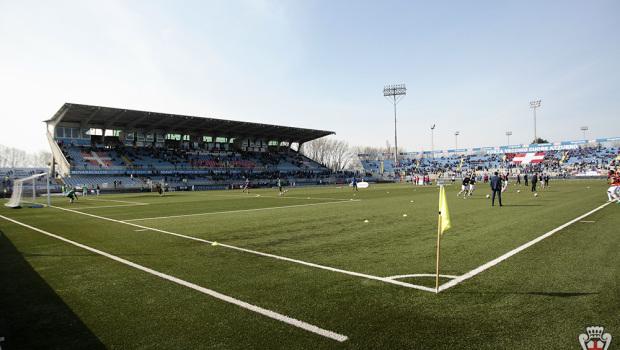 "Stadio ""Silvio Piola"" di Novara (Foto Ivan Benedetto)"
