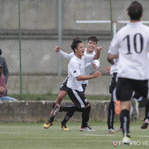 Pro Vercelli Under 16 (Foto Ivan Benedetto)