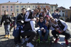 Vercelli 20-04-2017''Un giorno per la nostra città''Ivan Benedetto