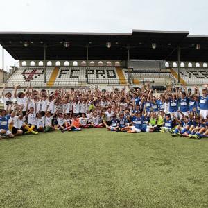 Pro Vercelli City Camp (Foto Ivan Benedetto)