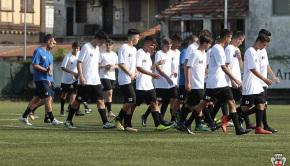 Pro Vercelli Under 17 (Foto Ivan Benedetto)