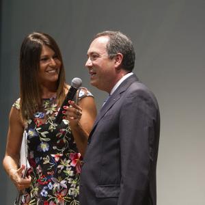 Barbara Pedrotti e Massimo Secondo (Foto Ivan Benedetto)