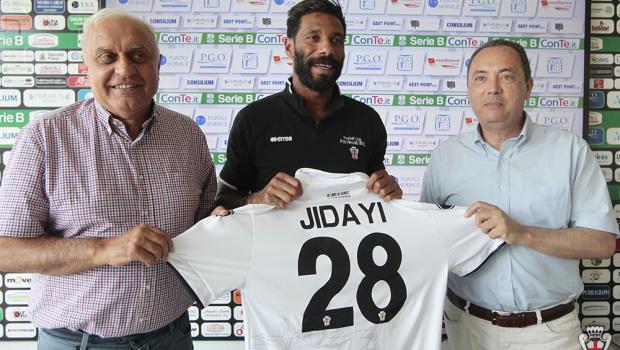 La presentazione di Jidayi (Foto Ivan Benedetto)