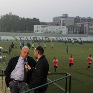 Massimo Varini e Gianluca Di Marzio (Foto Ivan Benedetto)