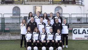 Pro Vercelli Girls (Foto Ivan Benedetto)