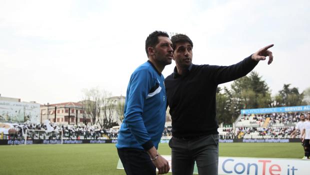 Luca Fusco e Gianluca Grassadonia (Foto Ivan Benedetto)