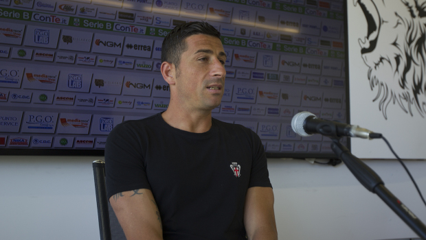 Giuseppe Vives (Foto Ivan Benedetto)