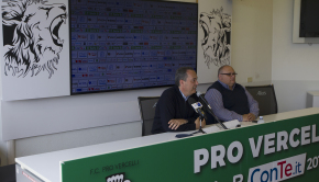 Massimo Secondo e Jose Saggia (Foto Ivan Benedetto)