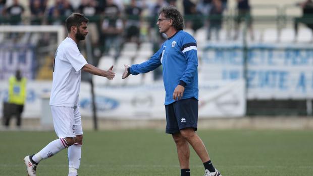 Carlo Mammarella e Vito Grieco (Foto Ivan Benedetto)