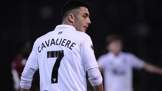 Davide Cavaliere (Foto Ivan Benedetto)