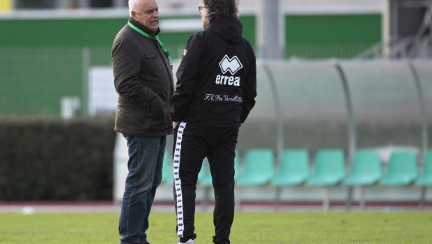 Massimo Varini e Vito Grieco (Foto Ivan Benedetto)