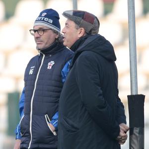 Vito Grieco e Massimo Secondo (Foto Ivan Benedetto)