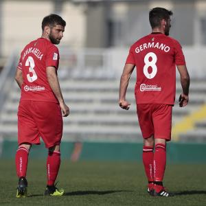 Mammarella e Germano (Foto Ivan Benedetto)
