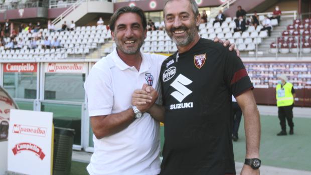 Modesto e Giampaolo (Foto Ivan Benedetto)