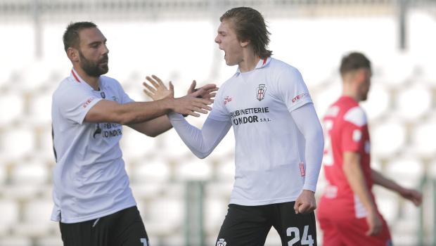 Gianmario Comi e Alessio Zerbin (Foto Ivan Benedetto)