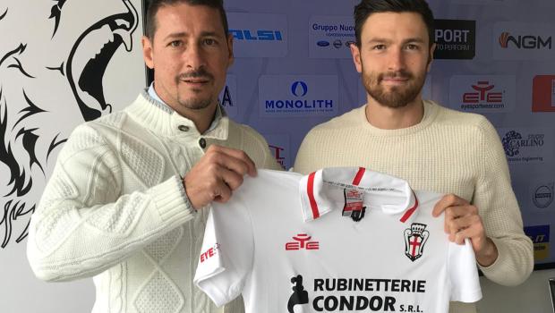 Alex Casella e Luca Rizzo (Foto Ivan Benedetto)