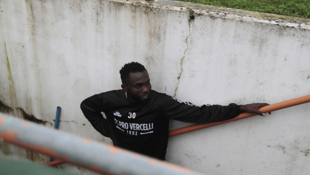 Theophilus Awua (Foto Ivan Benedetto)