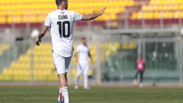 Gianmario Comi (Foto Ivan Benedetto)