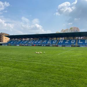 """Stadio """"Città di Gorgonzola"""" (Foto Ivan Benedetto)"""